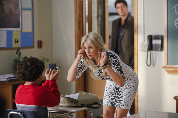 "Ari Graynor  stars on ""Bad Teacher."""