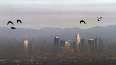Climate change threatens California's air quality, report says