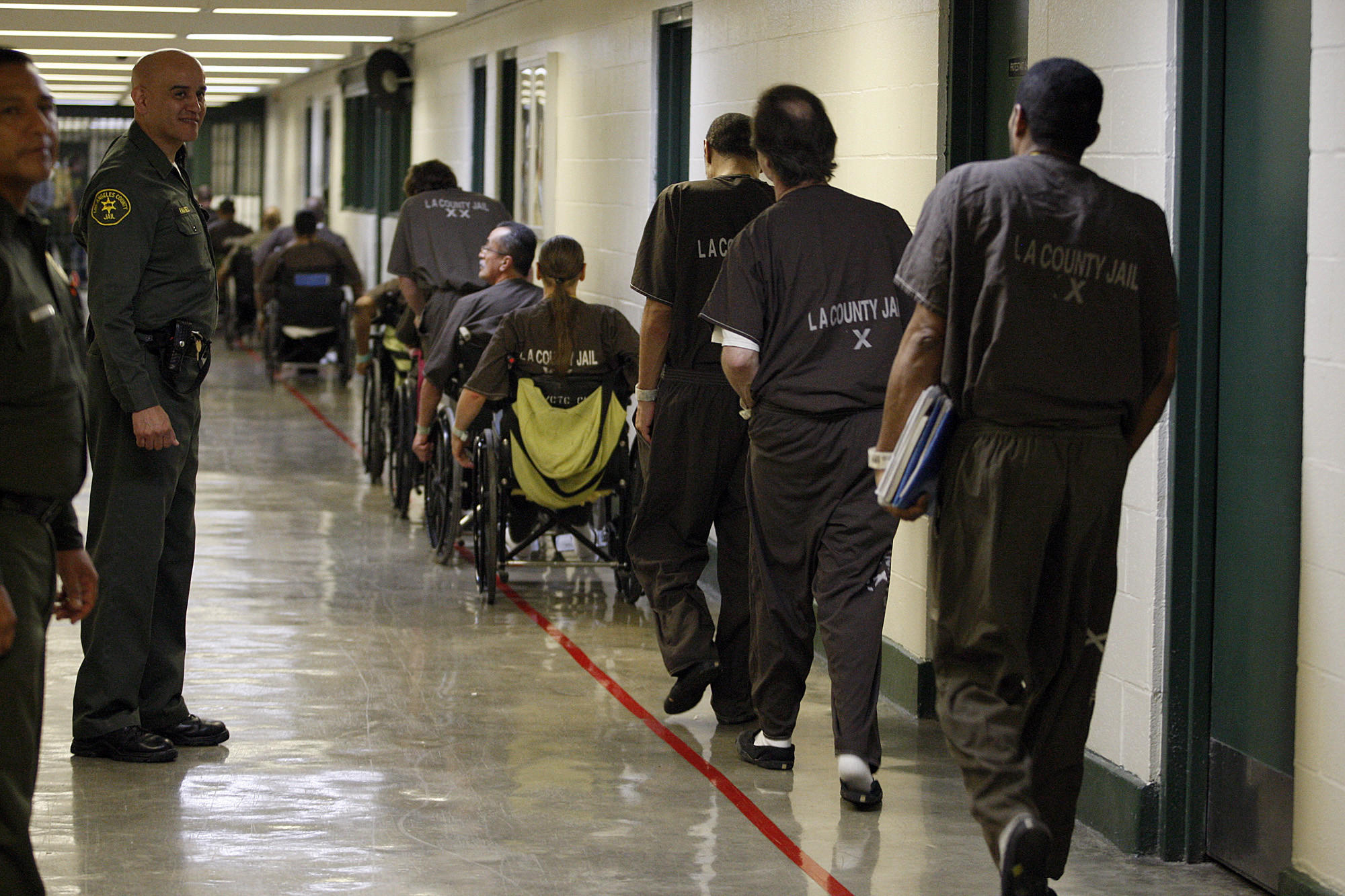 The L.A. County Board of Supervisors next month will hear and decide on proposals to replace and improve conditions at county jails.