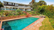 Stephen Gaghan, Minnie Mortimer house in Brentwood