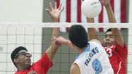 Photo Gallery: CV vs. Glendale boys volleyball