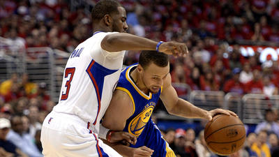 Clippers' Chris Paul, shifting from idle, will gear up to guard Curry