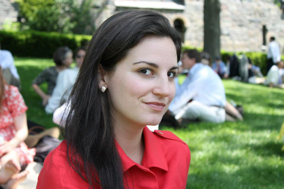 Anne Smedinghoff, a 25-year-old diplomat from River Forest, was among five Americans killed on Saturday, April 6, 2013 in an explosion in Afghanistan.