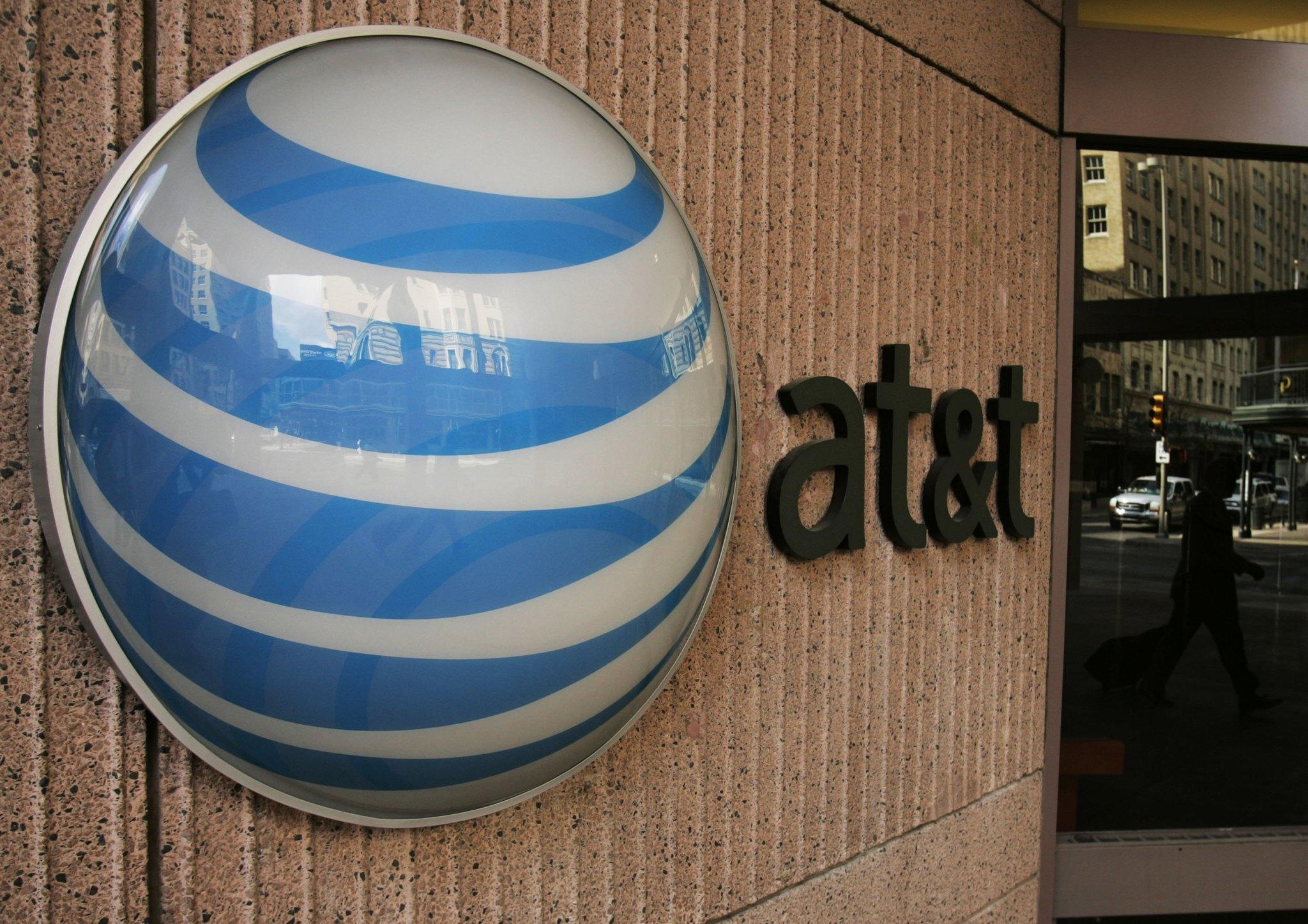 A phone company such as AT&T has to run high-capacity fiber optic cables all the way to its customers' homes to reach gigabit speeds, but that requires a huge investment with an uncertain return.