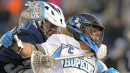 No. 5 Hopkins avoids upset with 13-7 win over Villanova