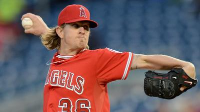 Angels give up four runs in ninth inning in 5-4 loss to Nationals