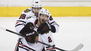 Photos: All the Blackhawks' playoff goals