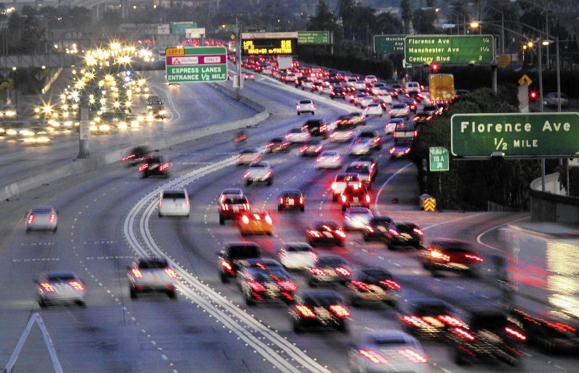 Metro officials could extend the toll lane experiment on the 110 and 10 freeways, possibly signaling a new era of congestion pricing.