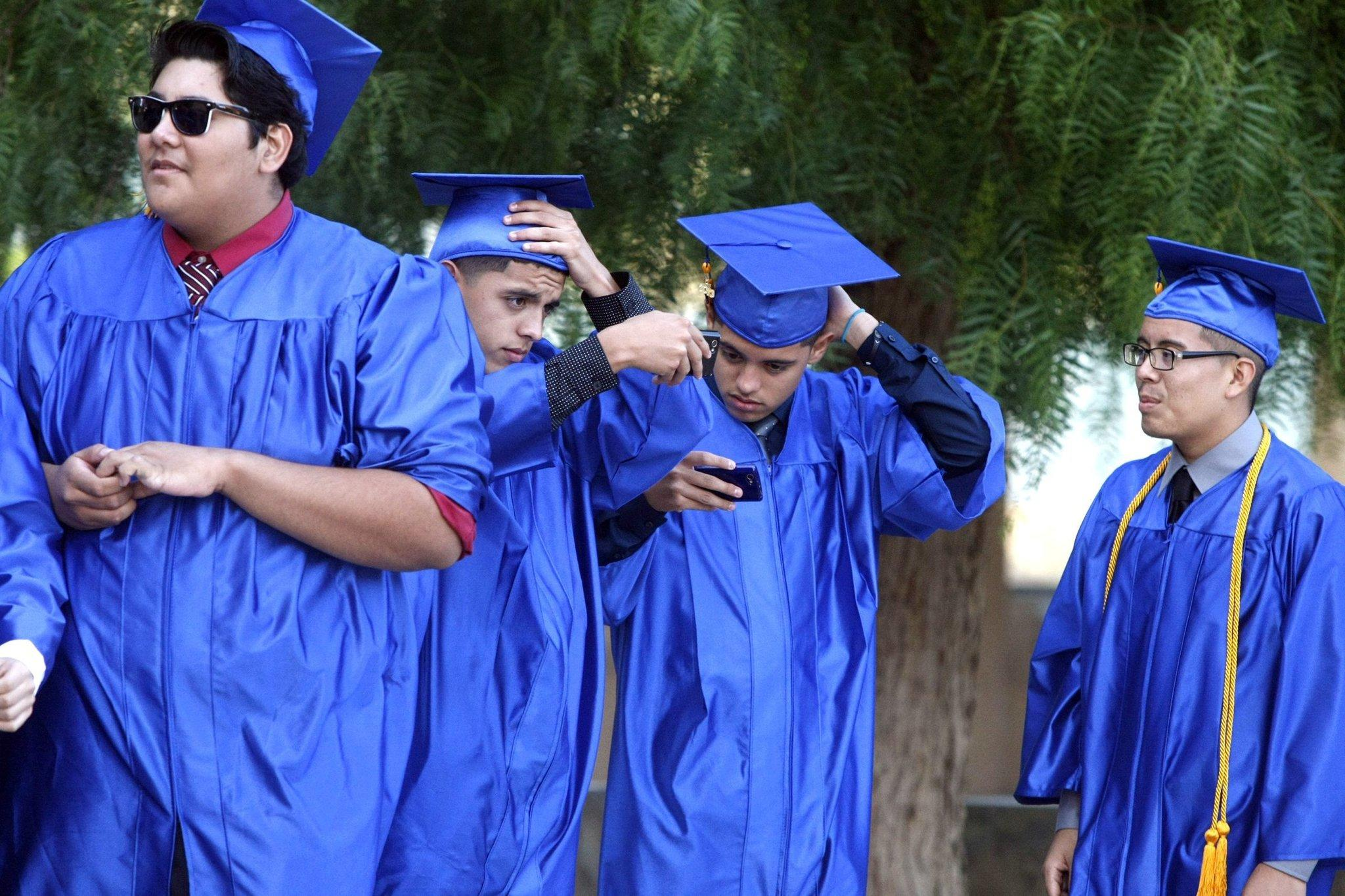 A University of Chicago study shows that Chicago students who get on track in ninth grade stay on track: They are four times more likely to graduate than those who don't.