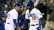 Dodgers break losing skid with 5-2 win over Phillies