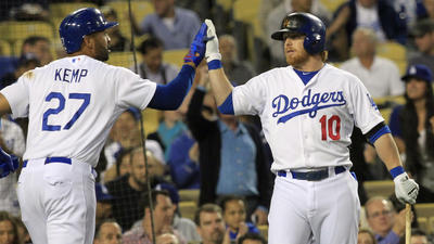 Dodgers trying to get a better grip on their defensive issues