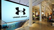 Strong apparel, footwear sales send Under Armour profits soaring