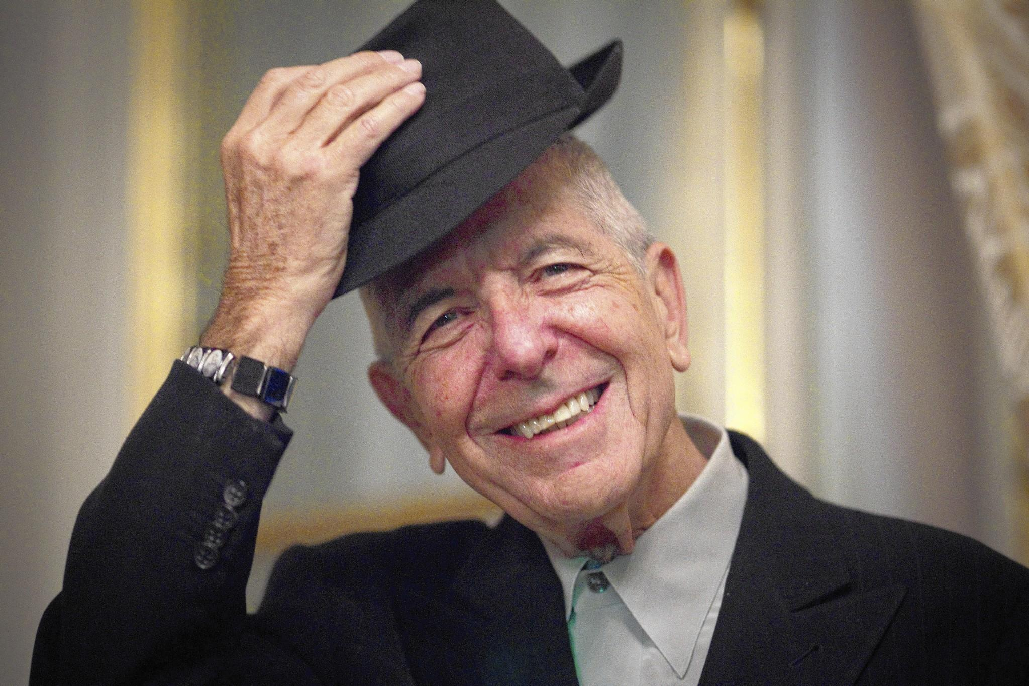 """""""A Broken Hallelujah"""" by Liel Leibovitz takes a look at Leonard Cohen's life, music and career."""