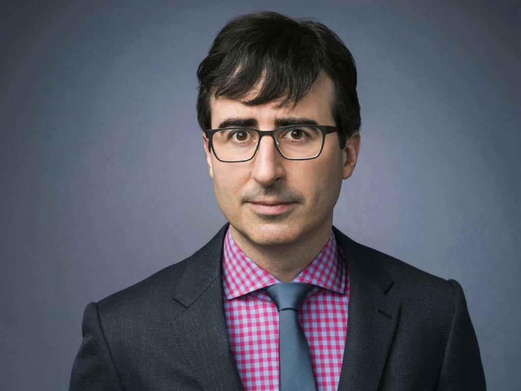 John Oliver's new HBO show debuts Sunday.