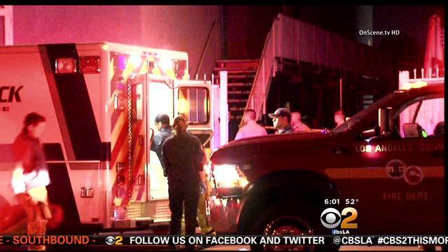LASD: Teen Girl Fatally Shot In Apartment Stairwell