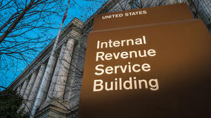 Unpaid taxes? Here's a bonus for you -- if you work for the IRS