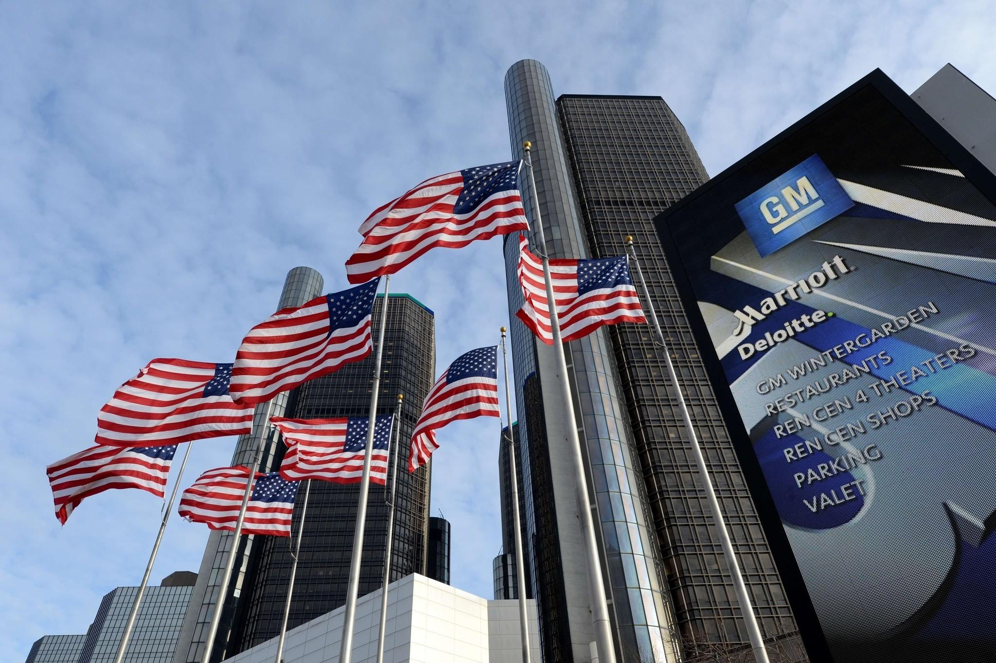 General Motors, the largest U.S. automaker, reported first-quarter profits plunged 88% after a series of vehicle recalls.