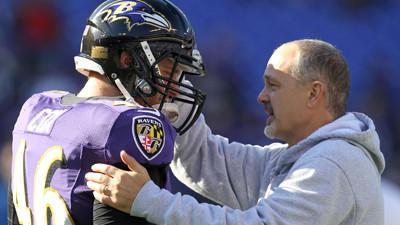 Tough road matchups the difference between Ravens, Steelers schedules