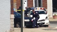 Baltimore police officer injured in traffic accident