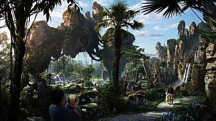 Theme parks: Animal Kingdom making room for Avatar expansion