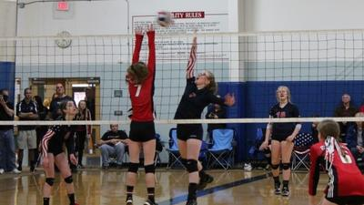 Revolutionary Rumble volleyball tournament returns May 3-4
