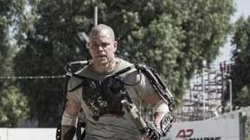 Friday's TV highlights and talk shows: 'Elysium' on Starz