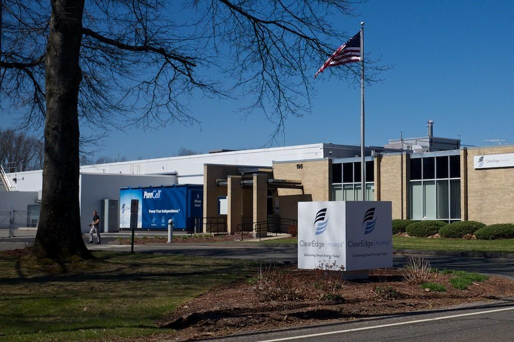 ClearEdge Power in South Windsor will seek some form of bankruptcy protection, according to Town Manager Matthew B. Gallagan.