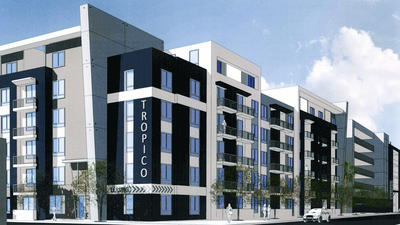 Glendale City Council approves Tropico apartment project