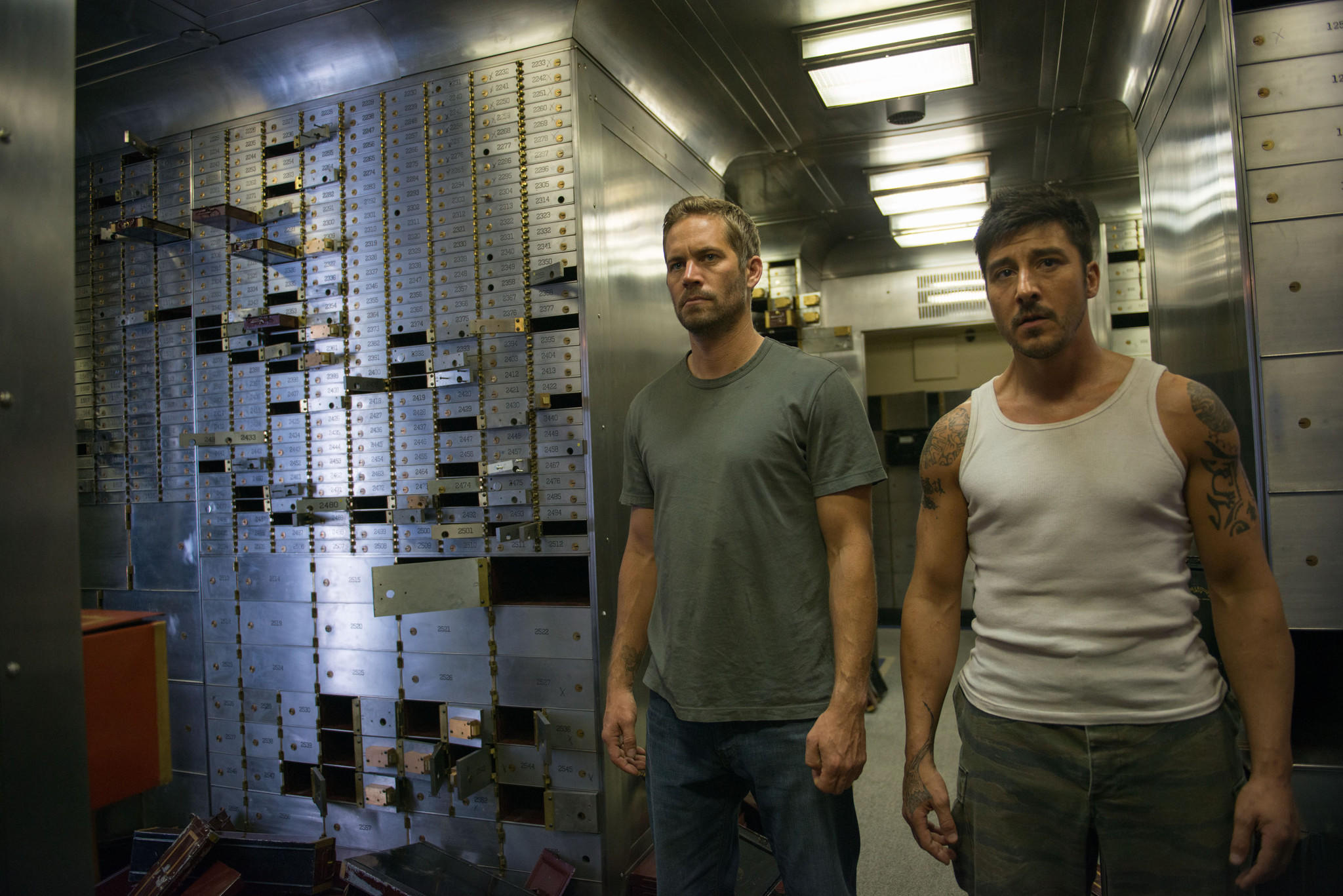 "A scene from ""Brick Mansions."""