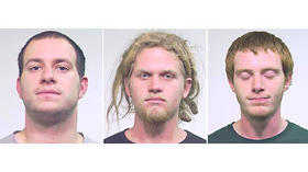 Prosecutors seek 14-year prison terms for NATO 3 at sentencing Friday