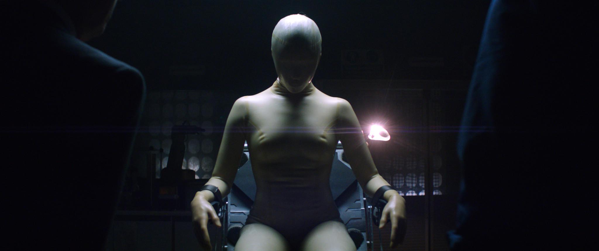 """Scene from """"The Machine."""""""