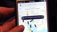 Md. commission proposes Uber regulations