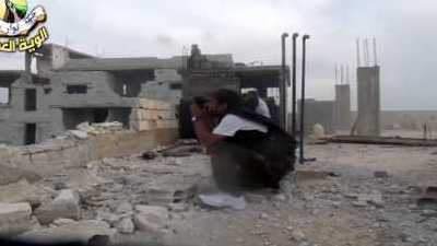 Video shows Syrian rebels may have U.S.-made antitank missiles