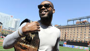 Jon Jones excited to fight in Baltimore, where he expects to have a 'hometown advantage'