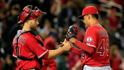 Ernesto Frieri probably won't be Angels' closer against Yankees