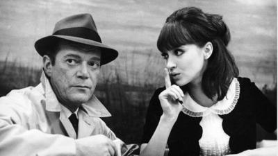 Review: Godard's 'Alphaville' still makes a strong connection