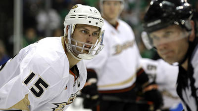 Ryan Getzlaf will be a game-time decision