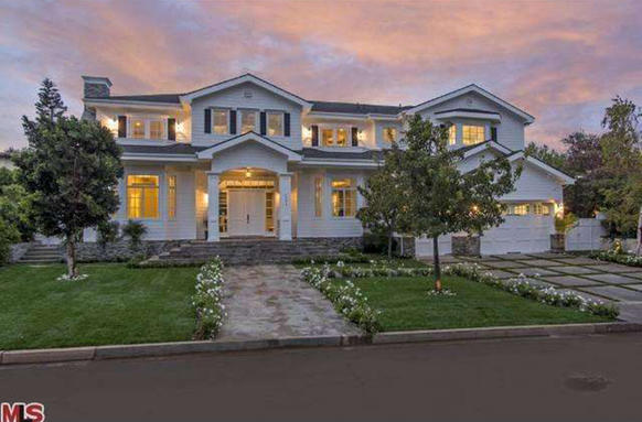 L.A. Clippers forward Blake Griffin bought a house in Pacific Palisades for $9 million.