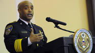 Baltimore police announce new top commanders after departures