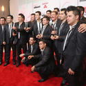 2014 Billboard Latin Music Awards - Backstage Photo