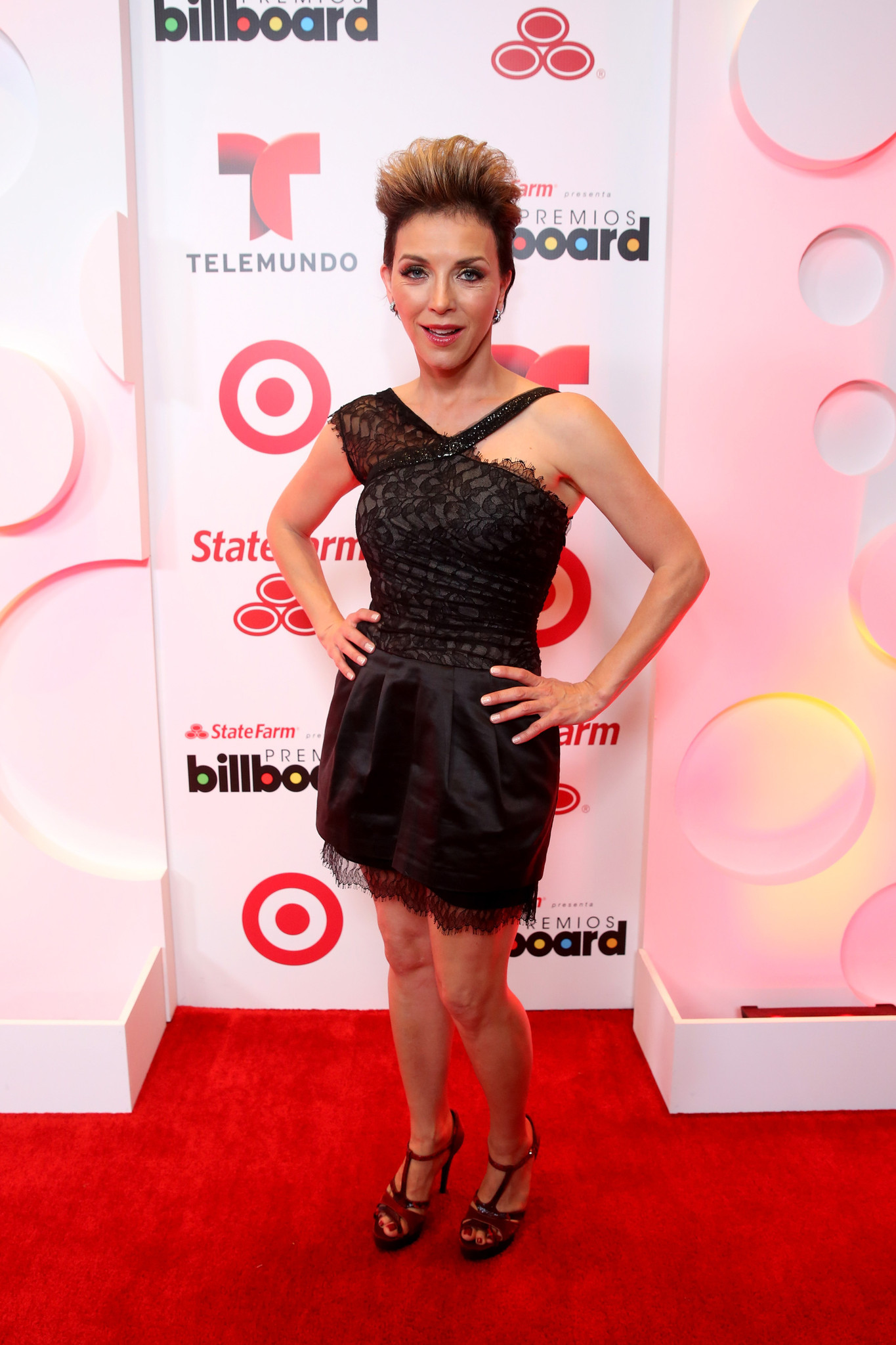 Billboard Latin Music Awards - 2014 Billboard Latin Music Awards - Backstage Photo