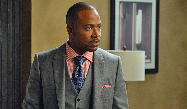 "Columbus Short played Harrison Wright on ""Scandal."""