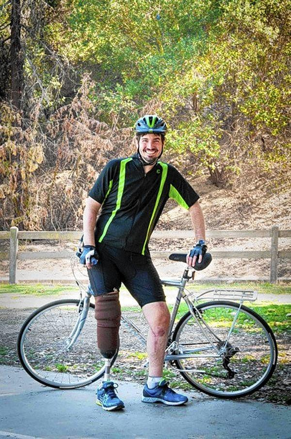 "One year after being dragged down the Golden State (5) Freeway and left for dead by a hit-and-run driver, Damian Kevitt is returning to his bicycle to ""Finish the Ride"" and raise awareness of LA's hit-and-run problem."