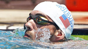 Michael Phelps' return to competition could open the door to much more