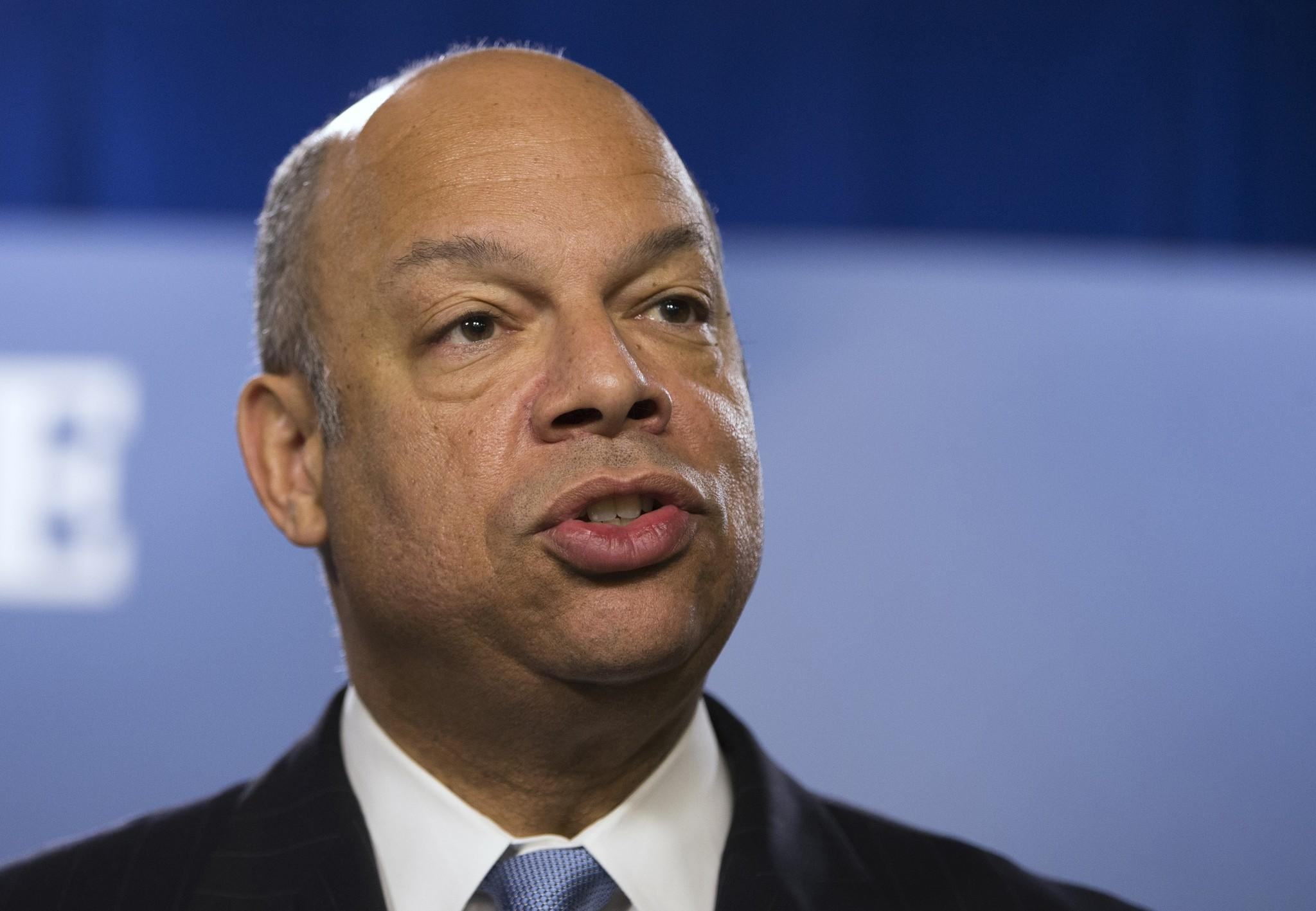 "Homeland Security Secretary Jeh Johnson ordered the cancellation of the BioWatch ""Generation 3"" acquisition."