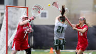 Loyola women roll past Boston U., 18-7, for Patriot League title