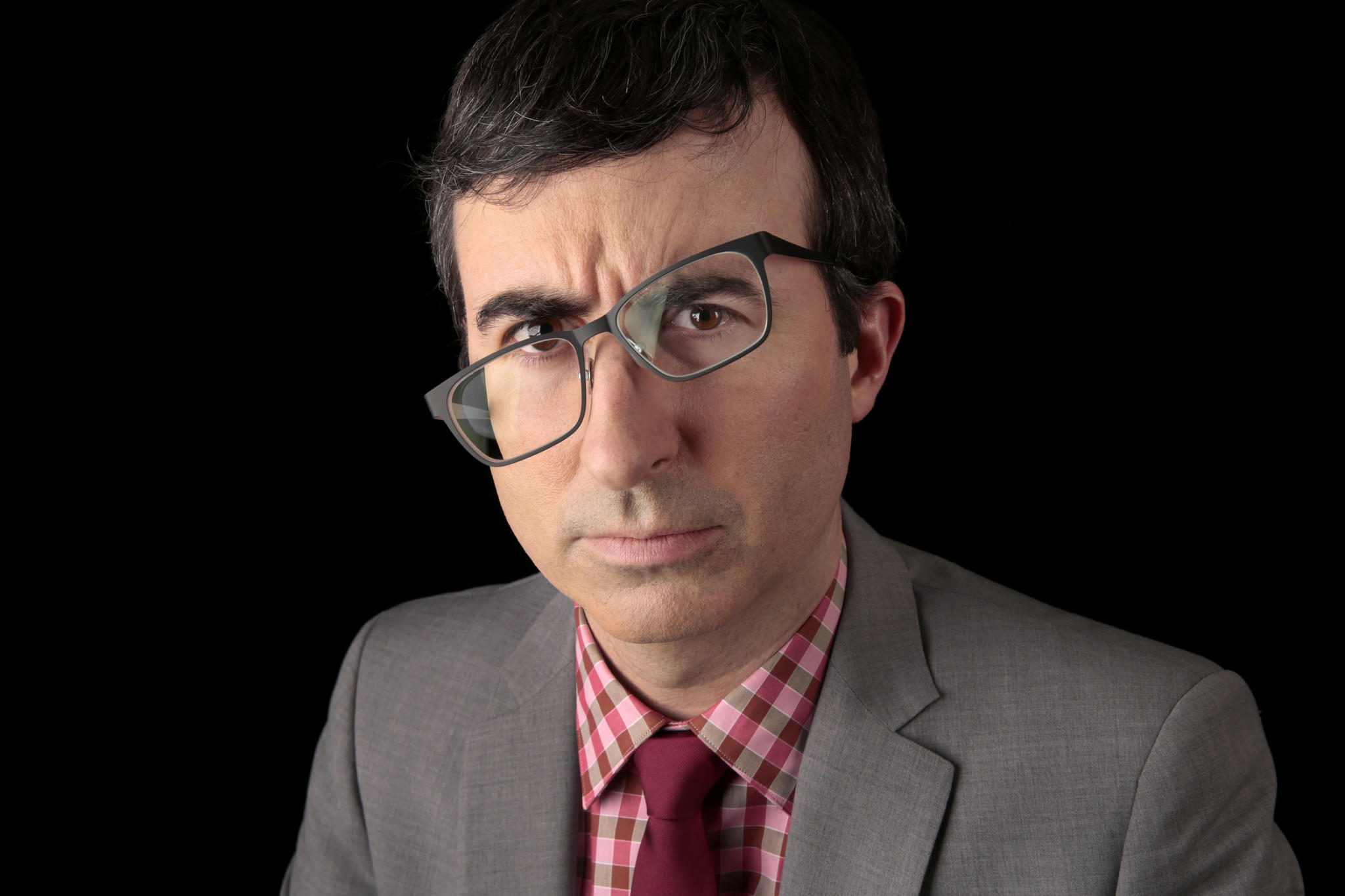 """John Oliver will put his twist on satire with his new HBO series, """"Last Week Tonight With John Oliver."""""""