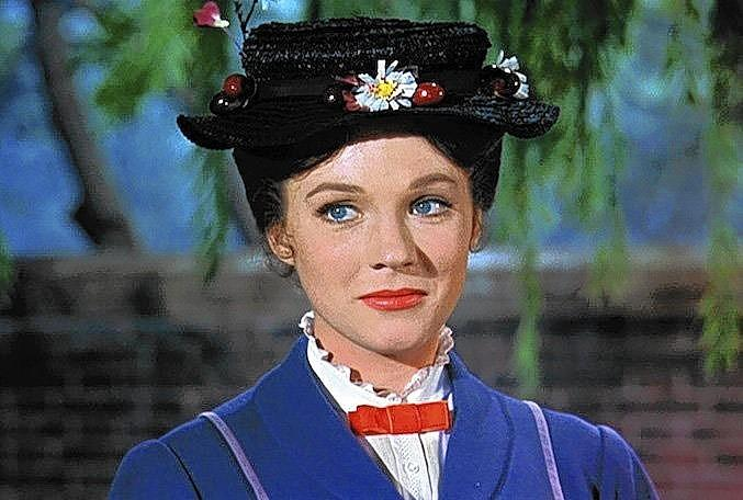"""""""Mary Poppins"""" will be screened at the Newport Beach Film Festival on Sunday."""