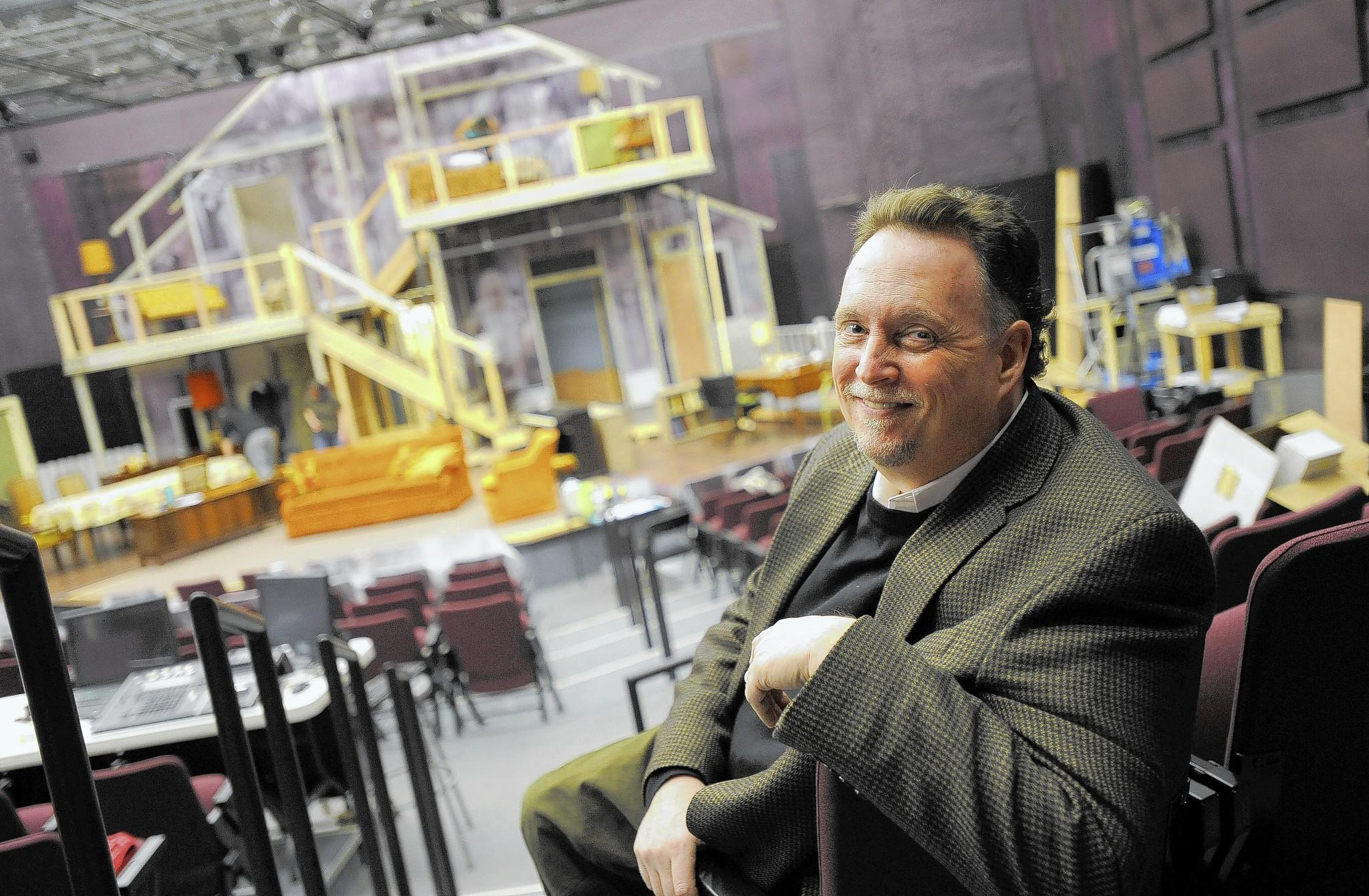 Everyman Theatre Artistic Director Vincent M. Lancisi wanted to make sure the 2014-15 season was as strong as 2013-14