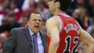 Game 4 photos: Wizards 98, Bulls 89